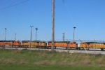 BNSF 8987, 9930, 8976, and 8871