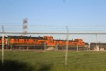 BNSF 1288 and 1265