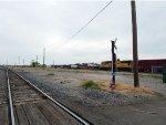 UP Downtown Border Yard Laredo TX