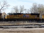 UP SD70M 4758