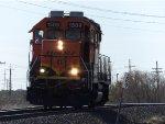 BNSF GP28M 1509