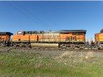 BNSF ES44DC 7312