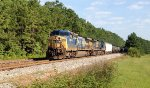 CSX C40-9W 9044 and AC44CW 91