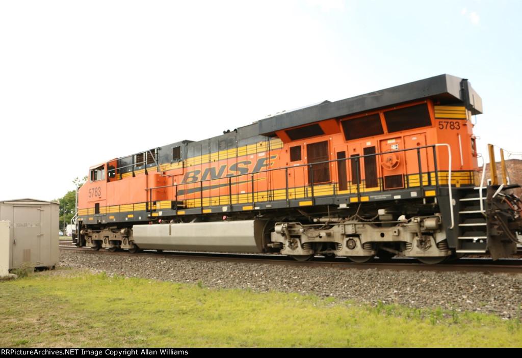 BNSF 5783