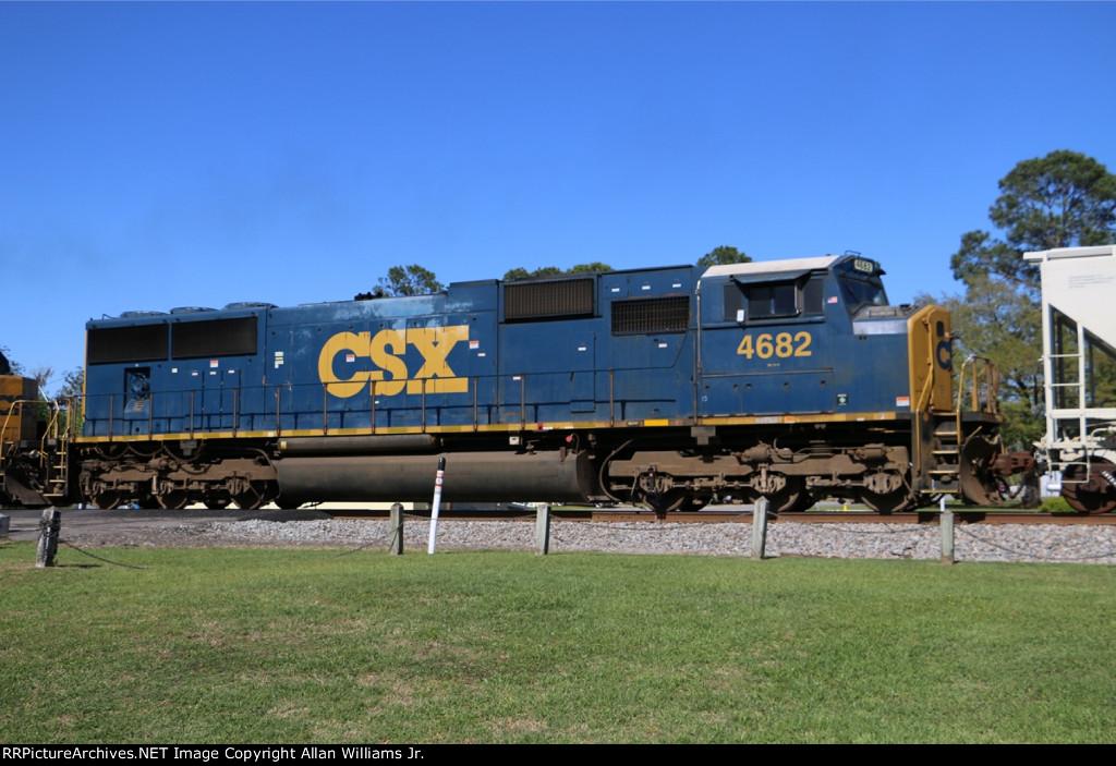 CSX 4682