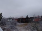 CN 5628 and CN 8921 in Ice Storm