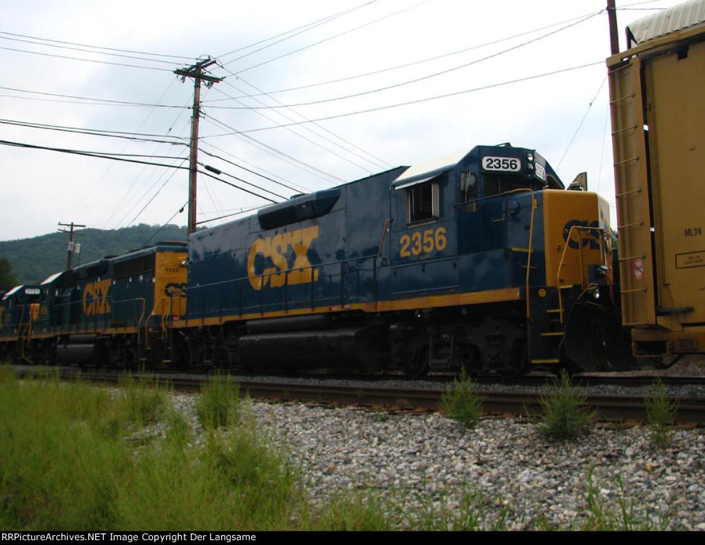 CSX 2356