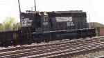 NS 1630 Switching At Greensboros Pomoma Yard