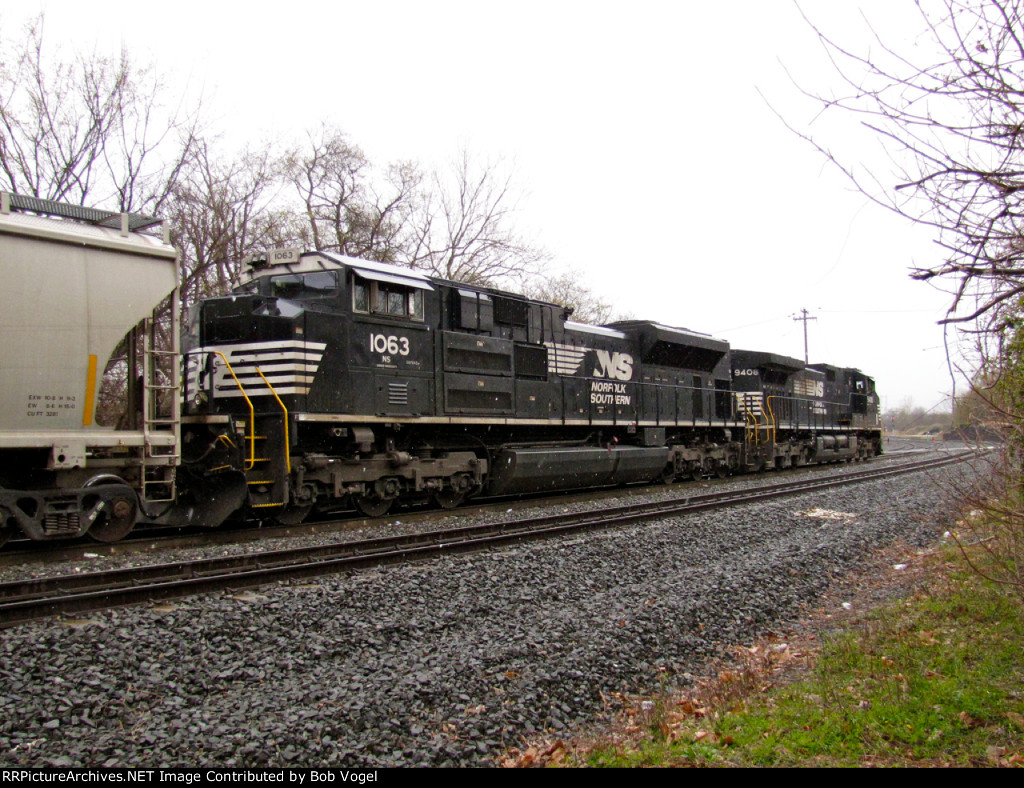 NS 1063 and 9408