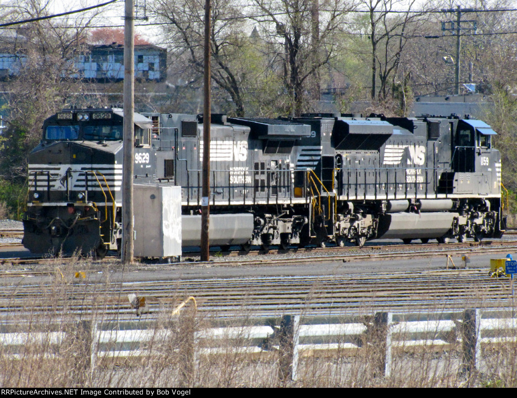 NS 9629 and 159