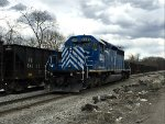 WE 6349 had worked on the CT&V at Elio Chem.