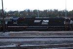 NS SD70 2518