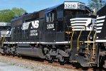 NS SD40-2 3226