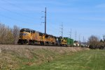 Colorful Norfolk Southern 211