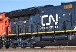 CN ET44AC 3058 Detail