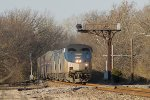 AMTK 202 eastbound Amtrak Southwest Chief