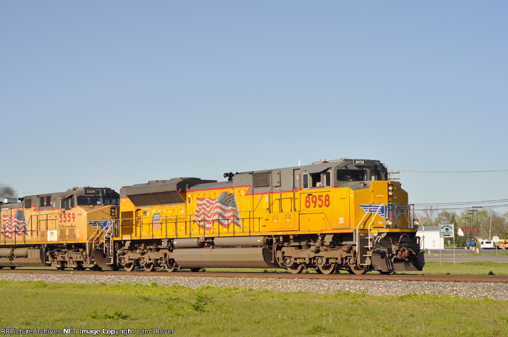 UP 8958 East