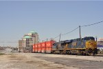 CSXT 3139 On CSX Q 133 Eastbound