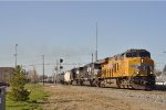 UP 7973 On NS 65 Q Eastbound