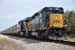 Rock train rolls south