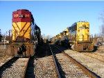 U.S. Rail 351 alongside Alaska 2803