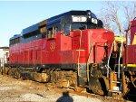 U.S. Rail #30 dead