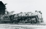 WM 4-8-4 #1404 - Western Maryland