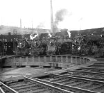 CN Turcot Yard roundhouse & turntable