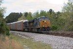 CSX ET44AH 3267 and ES40DC 5220