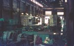 Interior of Erie Lackawann Diesel Shop