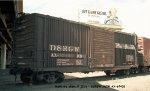 DRGW AX-67401 MW
