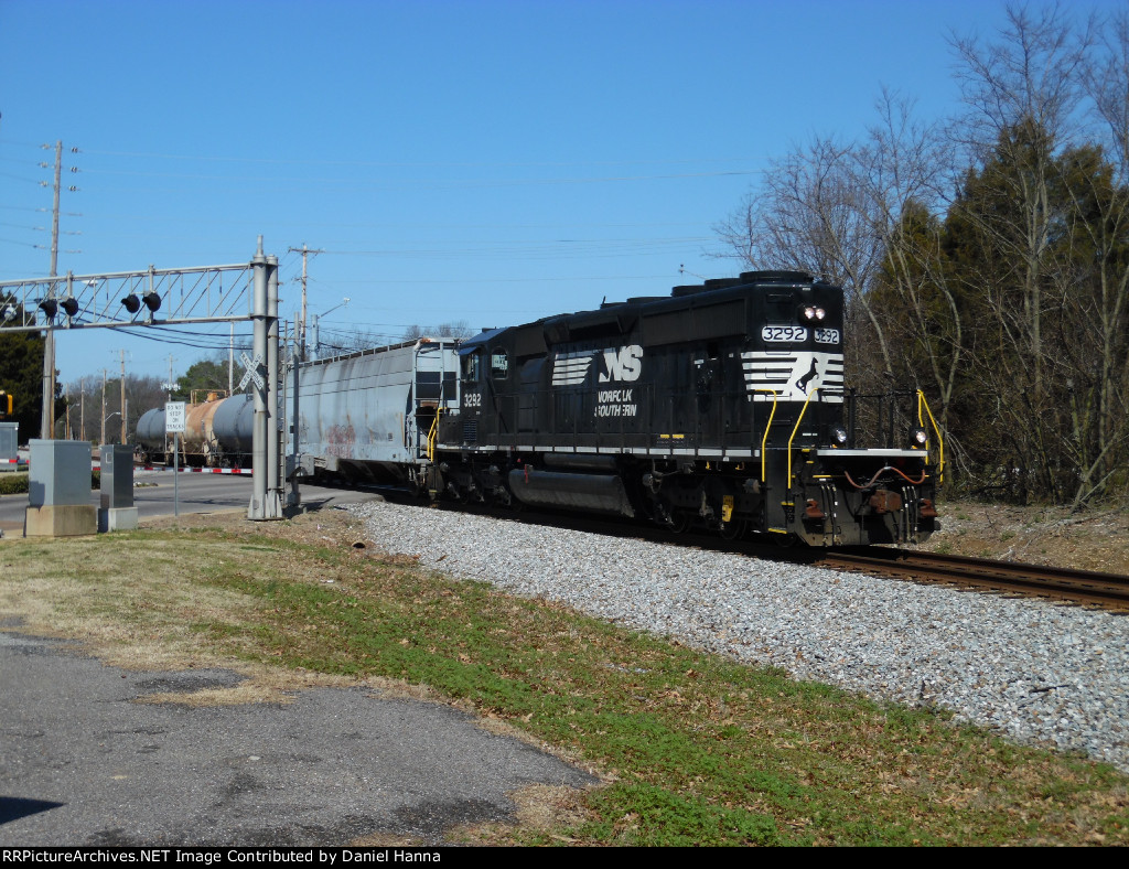 NS 3292 leads A01