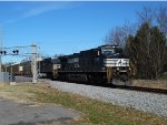 NS 9483 leads NS 27W