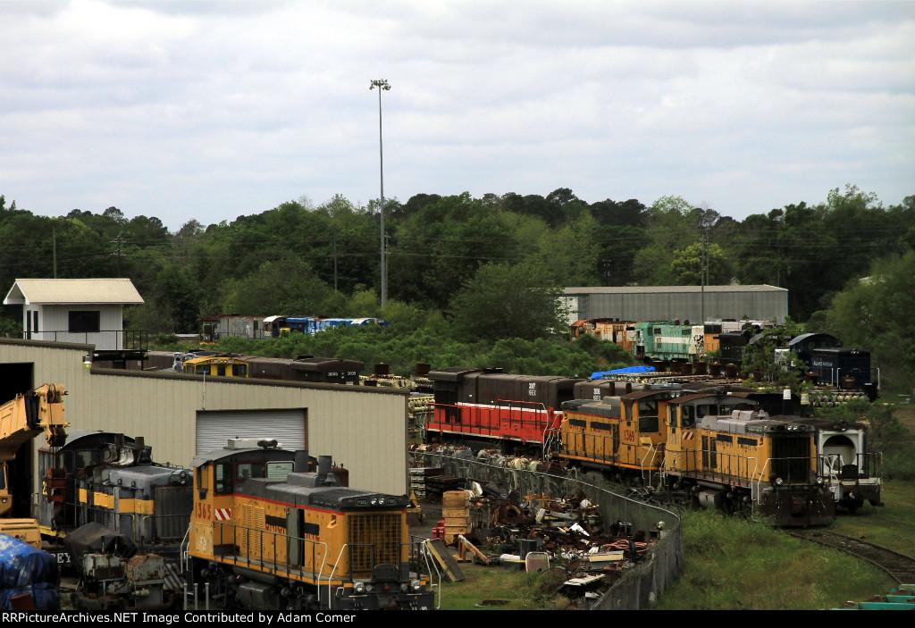 Locomotive Specialists Inc.