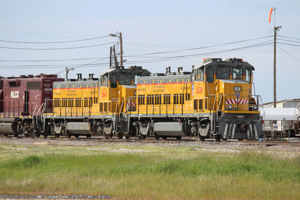 UPY 2638 and 2647