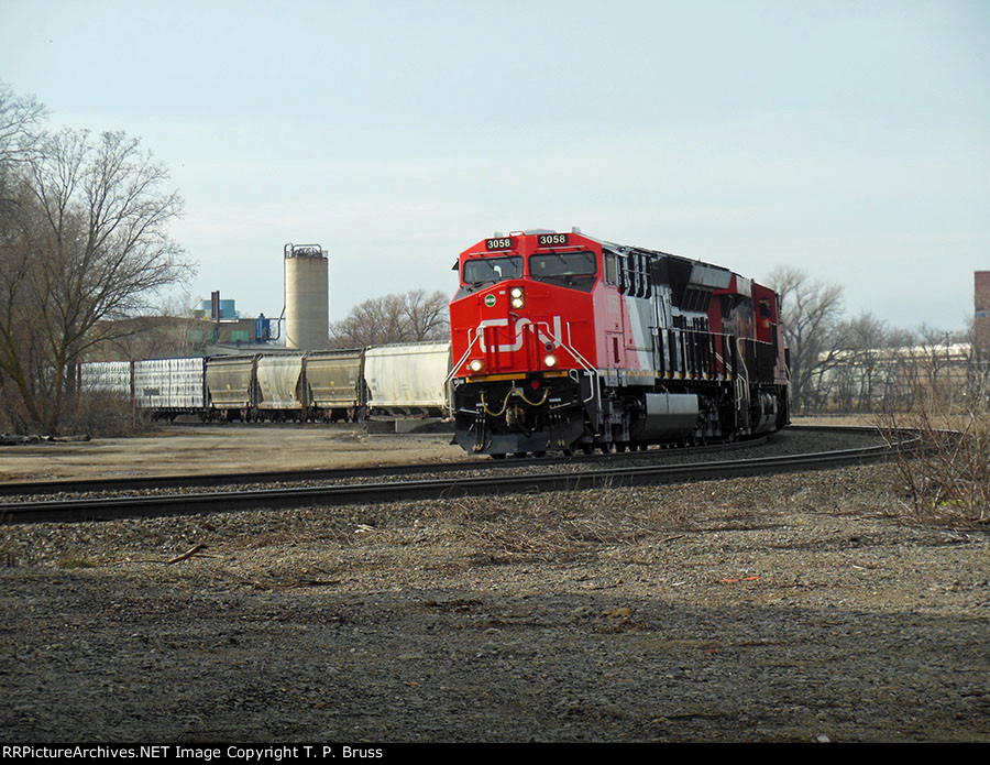 CN 3058 and CN 2807