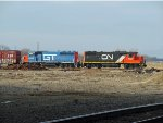 CN 4700 and GTW 6420