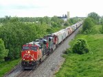 CN 2900 and CN 8927