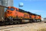 BNSF 6207