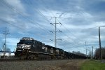 NS 9315 & 9316 under a nice looking sky