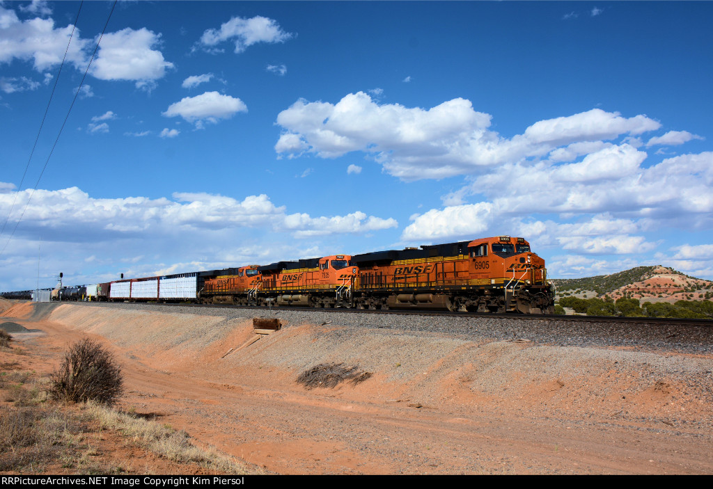 BNSF 6905