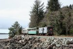 Oregon Coast Scenic Railroad 2450