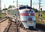 CB&Q 9911A, Silver Pilot and the Nebraska Zephyr, at the Illinois Railway Museum