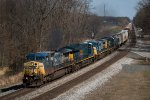 CSX 7810 leads Q389 west