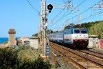 444 051 in Calafuria, Trenitalia