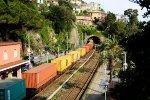 Container train - Trenitalia