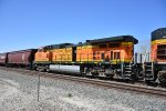 BNSF 5062 Roster.