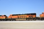 BNSF 7080 Roster.