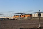 BNSF 4184 and 6308