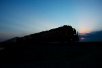 BNSF 8275 eastbound BNSF intermodal train